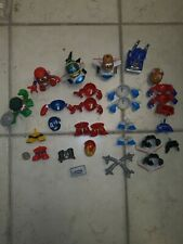 Mr Potato Head Mixable Mashable Heroes Lot Transformers Hulk Spiderman Optimus