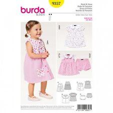 Bu... BURDA Ladies Easy sewing pattern 7184 Waterfall Front loose Drape Enfiler