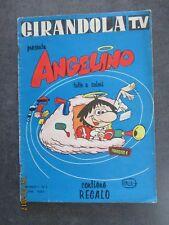 GIRANDOLA TV n° 3 - ANGELINO - Ed. Fasani - Dicembre 1963