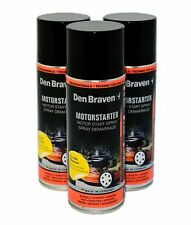 Motorstarthilfespray 12,85€/L 3x400ml  Den Braven  Motor Start Hilfe Spray
