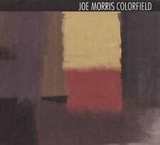 JOE MORRIS (GUITAR) - COLORFIELD [DIGIPAK] NEW CD