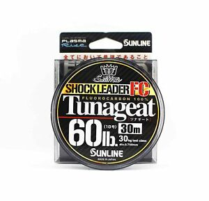 Sunline Fluorocarbon Line Tunageat FC 30m 60lb , 0.7mm (1423)