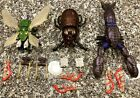 Beast Wars Transformers Ultra Tripredacus Combiner with Extra Weapons
