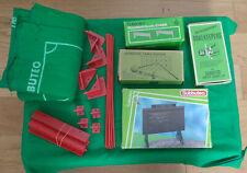 Lotto 4 - ACCESSORI - tabellone porte campo portieri steccato kit allenamento