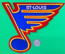 """ST. Louis Blues NHL Crest/logo Patch 7.25""""x6.25""""inch  Sew On / Iron On Patches"""