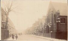 Battersea near Wandsworth. Mallinson Road # M.1802.