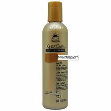 KeraCare Hair Milk Daily Hair Sustainer 240 ml / 8 fl. oz. with Free Gift