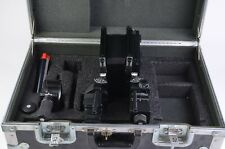 "EXC+++ SINAR F1 4x5 VIEW CAMERA w/12"" RAIL, CASE, GORGEOUS!"
