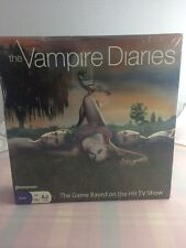 THE VAMPIRE DIARIES BOARD GAME 2010 PRESSMAN TOY CORPORATION