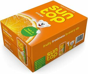 Suntop Juice (Orange Mango Berry Fruit Cola Pineapple)