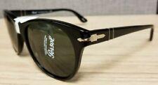 Persol 3134-S 95/31 Shiny Black Frame Lens Grey Sunglasses