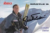 54839 Conny Hütter Ski Alpin original signierte Autogrammkarte