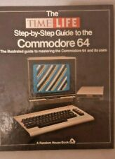 VINTAGE THE TIME LIFE STEP-BY-STEP GUIDE TO THE COMMODORE 64