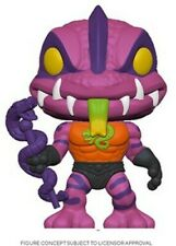 FUNKO POP! ANIMATION: Masters of the Universe - Tung Lasher [New Toy]