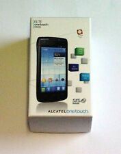 ALCATEL-OT-992-D, dual sim smartphone ANDROID - 4.0, wifi, gps, brand new in org. box