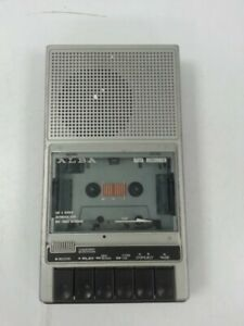 Vintage Alba Cassette Player And Recorder, Portable  DR160 Working #491