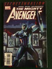 Mighty Avengers #13 (Marvel 2008) 1st Appearance Secret Warriors NM 1st Print