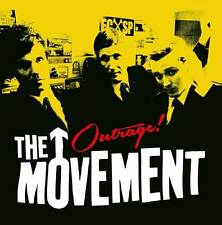 THE MOVEMENT OUTRAGE CD-SINGLE