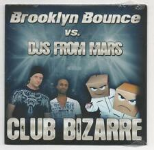 DJs from Mars & Brooklyn Bounce Club Bizarre 2011 Limited Remixes Promo CD