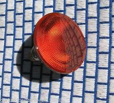 Ge 90 Watt Par38 Halogen ~ Amber orange 90w outdoor flood Light Bulb ~ 90Par38