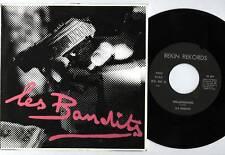 "Les BANDITS Millionnaire +2 - FRENCH 7"" EP REKIN'S REKORDS (500 ex)1983 - NM/EX+"
