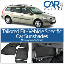 Renault Megane Estate 02-08 CAR WINDOW SUN SHADE BABY SEAT CHILD BOOSTER BLIND