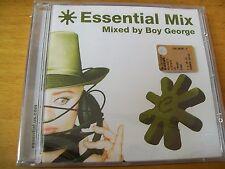 ESSENTIAL MIX MIXED BY BOY GEORGE CD  SIGILLATO