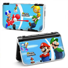 Mario BROS HARD CASE COVER PER NUOVO NINTENDO 3DS XL (FEB 2015 +)