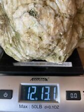 12lb Unopened Kentucky Geode. Educational And Fun. No Rattle!