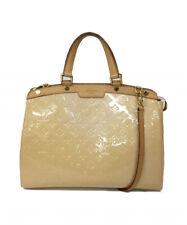 LOUIS VUITTON Brea GM 2WAY bag beige M91454 SR3143