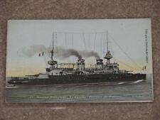 AV. Marine Francaise, Le Gaulois, Cuoirassed de 1st Classe--Torpedoed 1916