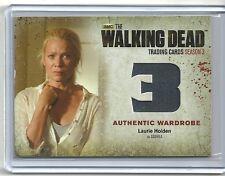The Walking Dead Season 3 Part 2 Wardrobe M41 LAURIE HOLDEN as ANDREA Seam Varia