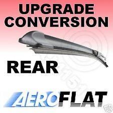 Fiat Seicento  AERO FLAT REAR WIPER BLADE UPGRADE 12