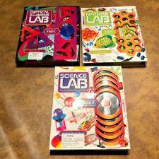 Homestudy (3) Lab Kits: Science, Nature, & Optical Illusions - Fun Experiments