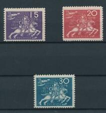 [34483] Sweden 1924 UPU Good lot Very Fine MH stamps