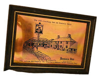 Vintage Jamaica Old Coaching Inn on Bodmin Moor Souvenir Copper etching Photo