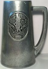 Vintage 1983 Planters Peanuts Pewter Coffee Cup Mug