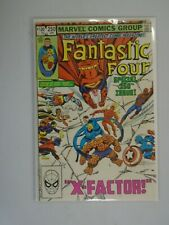 Fantastic Four #250 Direct edition 5.0 VG FN (1983 1st Series)