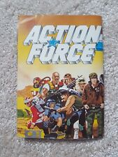 VINTAGE ACTION FORCE GI JOE TOY POSTER CATALOGUE