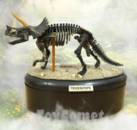 Triceratops Dino Dinosaur Skeleton Fossil 4D 3D Puzzle Model Toy