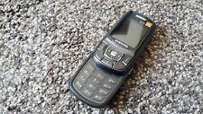 Samsung SGH E370-Ebony Negro (Naranja) Teléfono Móvil