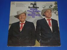 "LESTER FLATT & AND EARL SCRUGGS - ""WHEN THE SAINTS GO MARCHING IN"" - BLUEGRASS"