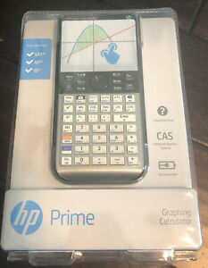 HP Prime G8x92AA#ABA Touchscreen LCD Calculator - Factory Sealed NEW!