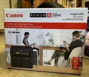 Canon imageCLASS MF242dw All-In-One Wireless Laser Printer Monochrome -New