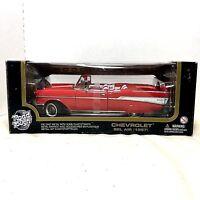 Road Tough  Yat Ming  '1957 Chevrolet Bel Air Convertible'  Die-Cast  1/18