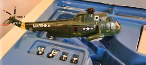 Corgi Aviation AA33405 1:72 Sikorsky SH-3A Sea King USMC MCAS Quantico MD 1970