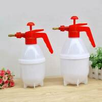 Plastic Pressure Watering Can Garden Spray Bottle Plants Flower Spray 0.8/1.5L
