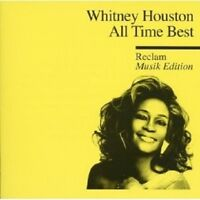 WHITNEY HOUSTON - ALL TIME BEST - RECLAM MUSIK EDITION 10  CD NEU BEST OF