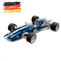 Mono Racecar 42056 10265 42111 Auto Car 42065 Bausteine technic Blöcke 42083 MOC