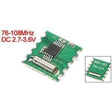 5PCS FM stéréo Radio Module RDA5807M RRD-102V2.0 Wireless Module pour Arduino
